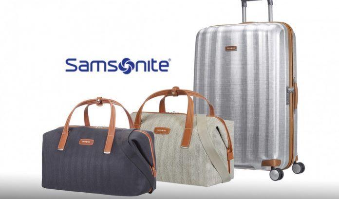 Nueva colección de maletas de Samsonite