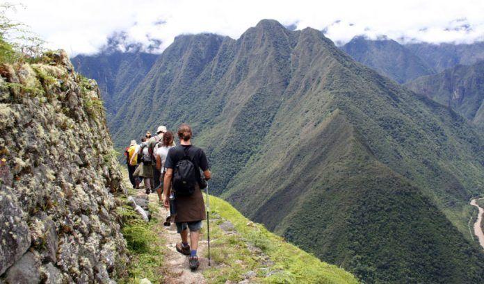 Camino Inca se encuentra listo luego de mantenimientos