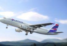 Latam Airlines tendrá otro vuelo entre Tucumán y Lima
