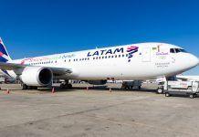 Latam Airlines Perú inaugura viajes directos Lima Rio de Janeiro
