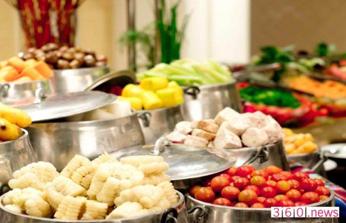 Colores y sabores en el Sheraton Hotel