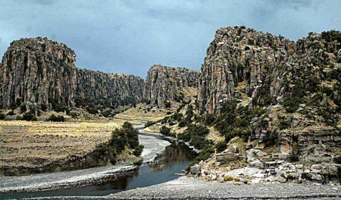 montaña Tres Cañones de Espinar