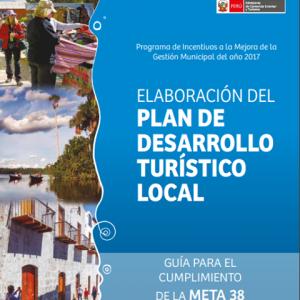 Guía de Cumplimiento del Plan 38 - Plan de Desarrollo Turístico Local