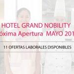 Ofertas de Empleo en HOTEL GRAND NOBILITY