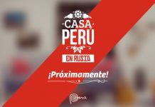"""La """"Casa Perú"""" en Rusia abrirá sus puertas del 18 al 28 de junio"""