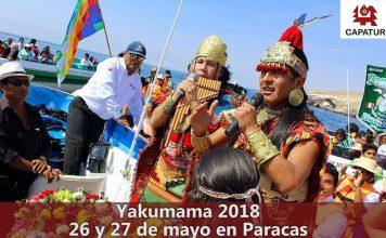 festival yakumama paracas