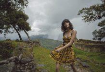 Kuélap brilla en sesión fotográfica de la revista Vogue Brasil