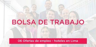 06 Ofertas de Empleo Mayo 2018