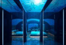 The Muraka la primera villa submarina