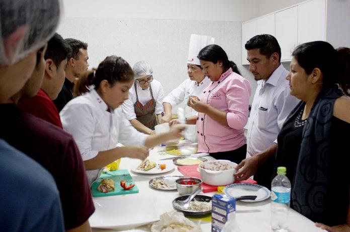 tecnicas basicas de alta cocina