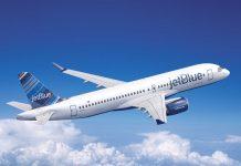JetBlue firma un compromiso por 60 aviones A220-300