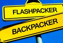 Las tendencias del 2018 de los viajeros flashpackers