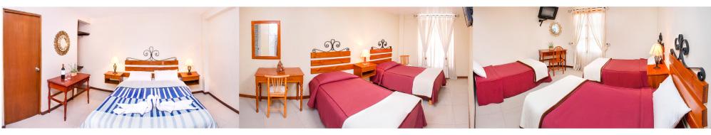 hoteles en huacachina