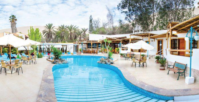 hotel en huacachina