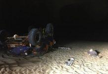 Turistas alemán muere en huacachina