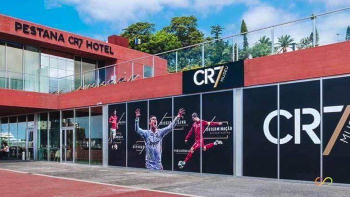 Cristiano Ronaldo y su sexto hotel