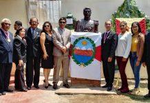 PISCO: CELEBRAN 198 ANIVERSARIO DE CREACIÓN DE LA BANDERA PRIMIGENIA DEL PERÚ