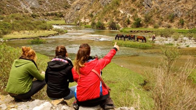 Más de 100 mil turistas franceses visitarán el Perú en el 2018