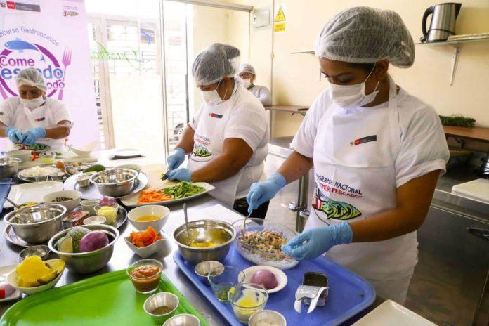 Cocineros de 9 regiones compiten este sábado en la final de