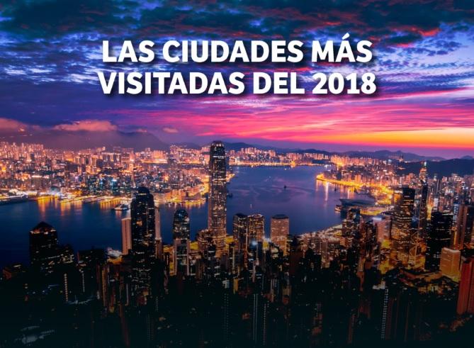 Turismo Urbano: Las ciudades más visitadas del 2018