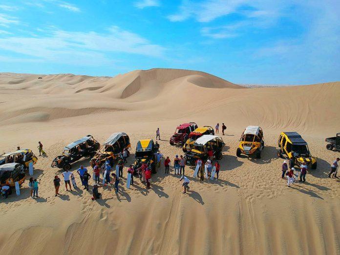 Turismo de aventura en Perú