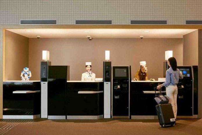 El hotel Henn-na 'despide' a la mitad de sus robots por incompetentes