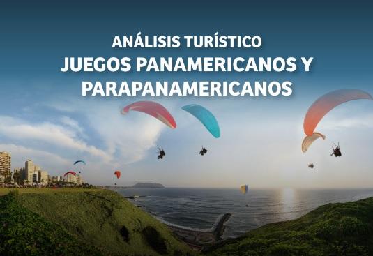 Análisis turístico: Juegos Panamericanos y Parapanamericanos