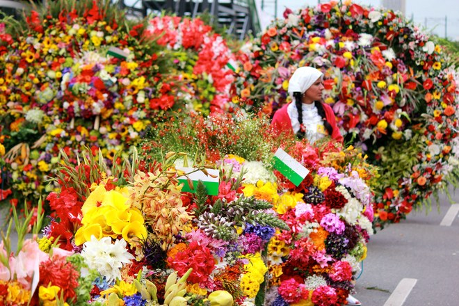 festival de flore