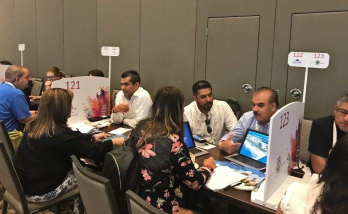 Riviera nayarit se reunió con importantes meeting planners en el 7° wmf 2019