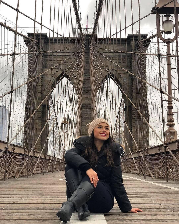 El puente de Brooklyn es de los lugares más fotografiados de Nueva York