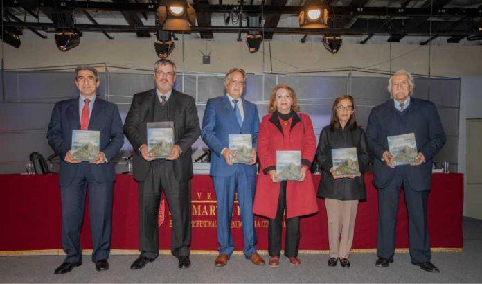 USMP presentó obra que aborda revalorización del patrimonio cultural peruano a nivel internacional
