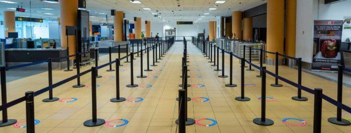 Lima Airport: Nos preparamos para volar