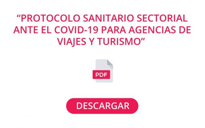 Protocolo Sanitario Sectorial ante el COVID-19 para agencias de viaje y turismo