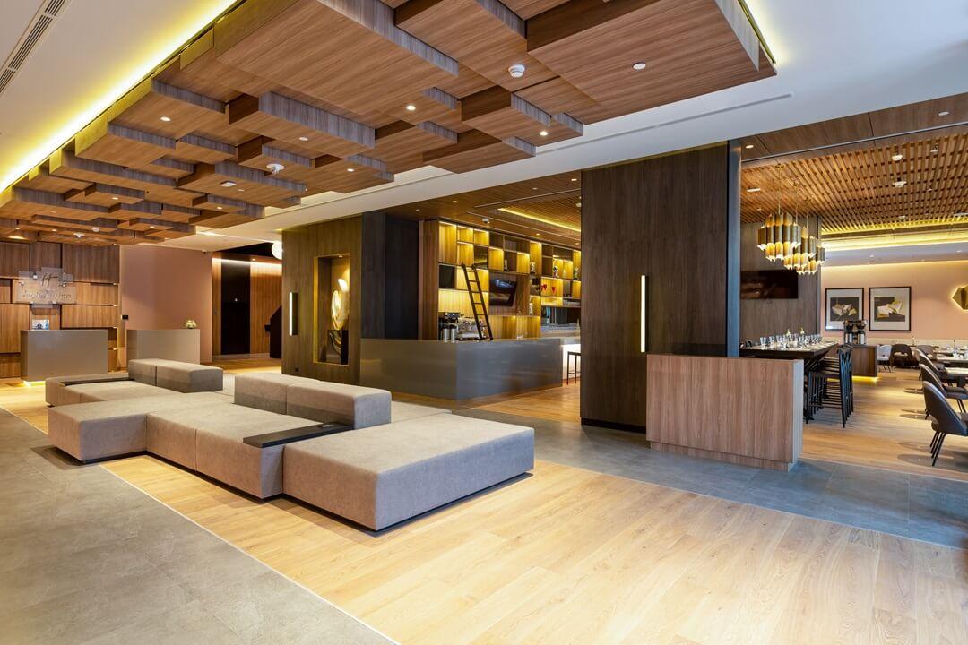 Holiday Inn Lima Miraflores premiado como la  Mejor Obra Arquitectónica