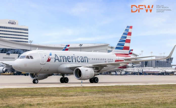 DFW Conectará a Mérida con American Airlines