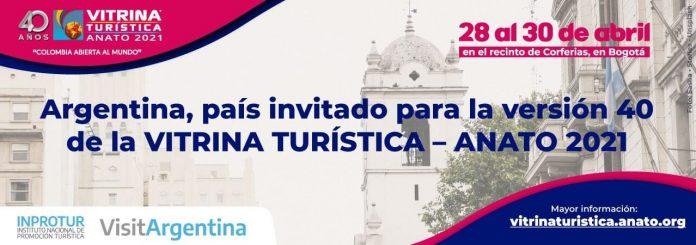 Argentina será país invitado de honor de la mayor feria turística de Colombia