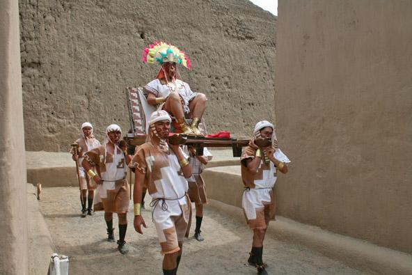 Escenificarán ritual de la cultura Chimú en Museo de Chan Chan