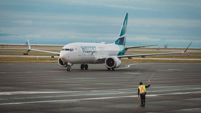 WestJet recorta vuelos a México y el Caribe