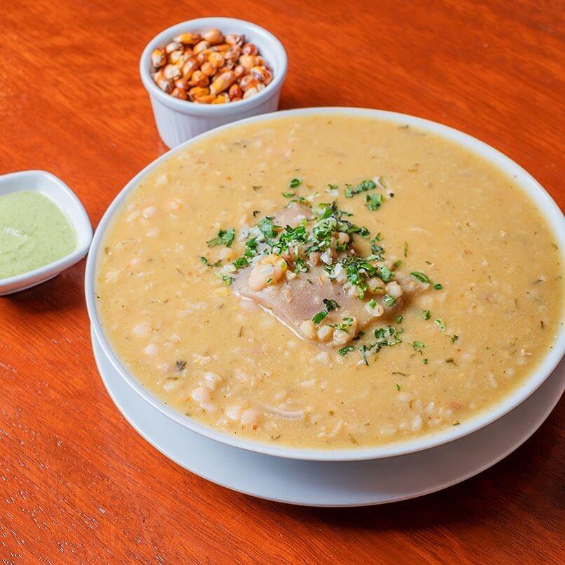 Shámbar es un plato tradicional de trujillo