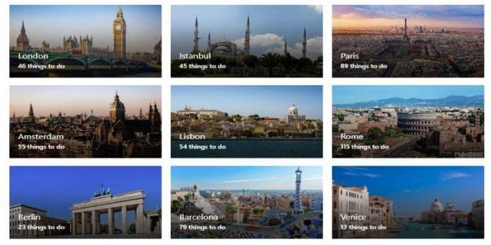 Booking.com se asocia con Viator para ofrecer una mayor variedad de tours