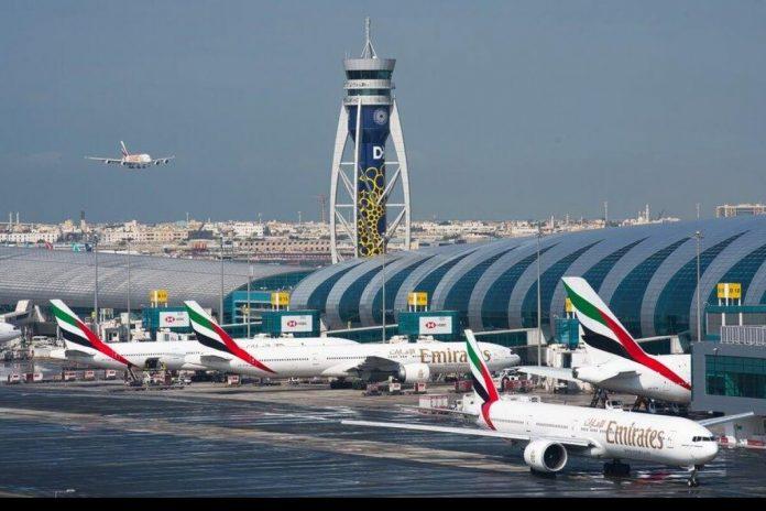 Aeropuerto de Dubái intensificara el incremento de usuarios