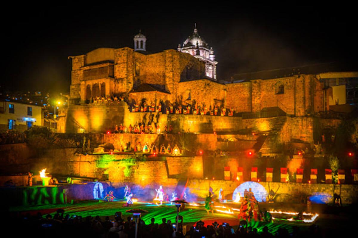Qoricancha, uno de los escenarios para escenificar el Inti Raymi
