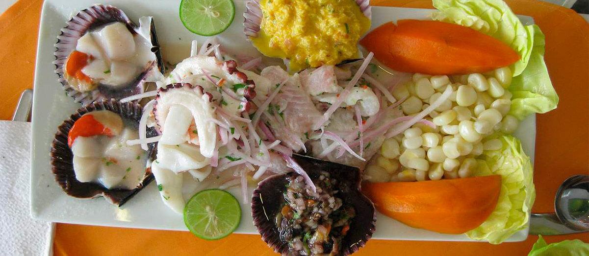 Ceviche es considerado entre los 10 platos más famosos de Latinoamérica por Wikipedia gastronómico