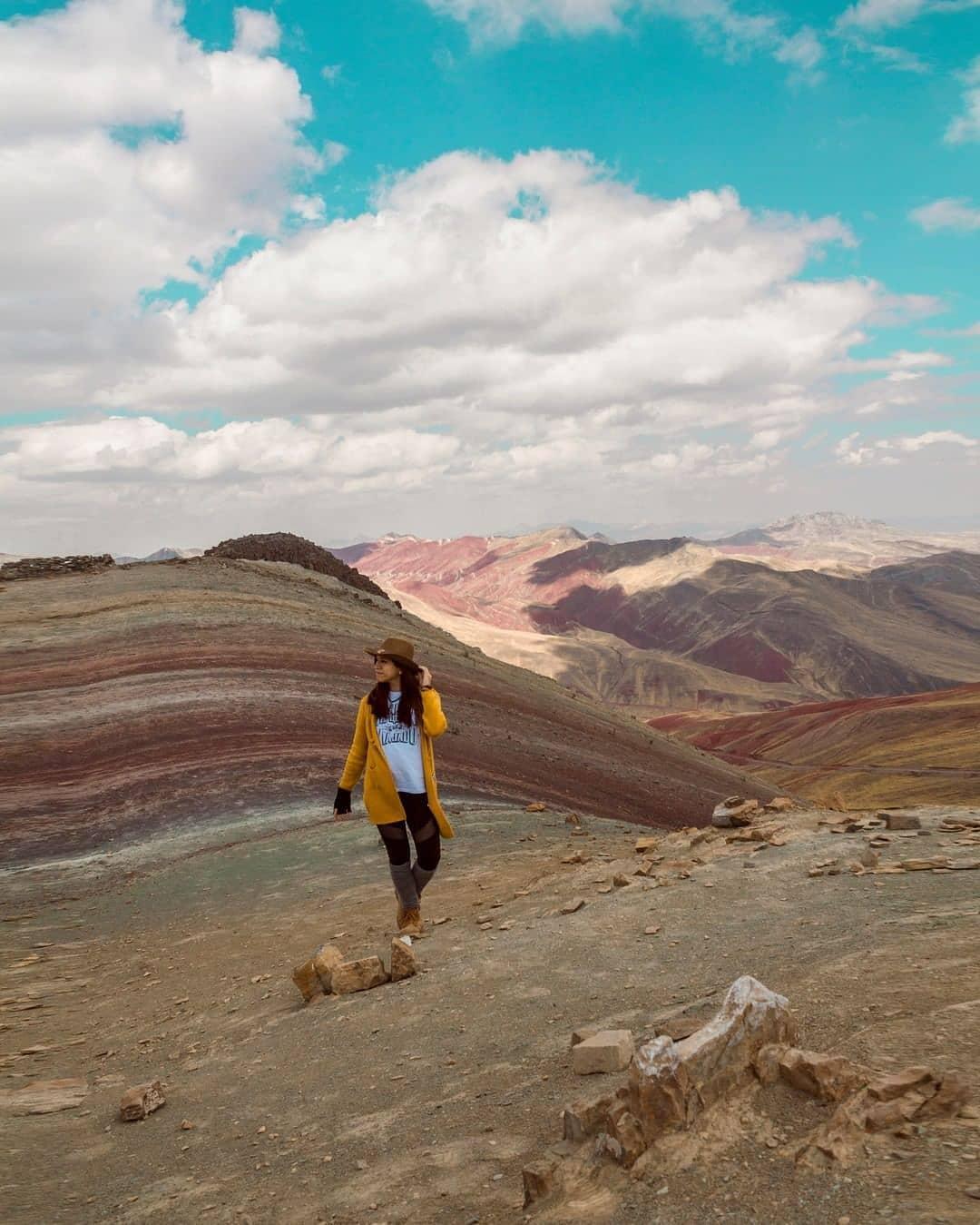 Las Montañas Arcoíris de Palccoyo