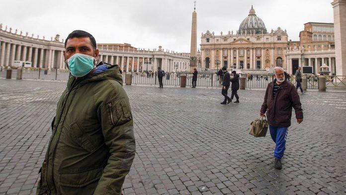 Italia vive a crisis laboral debido al Covid19.