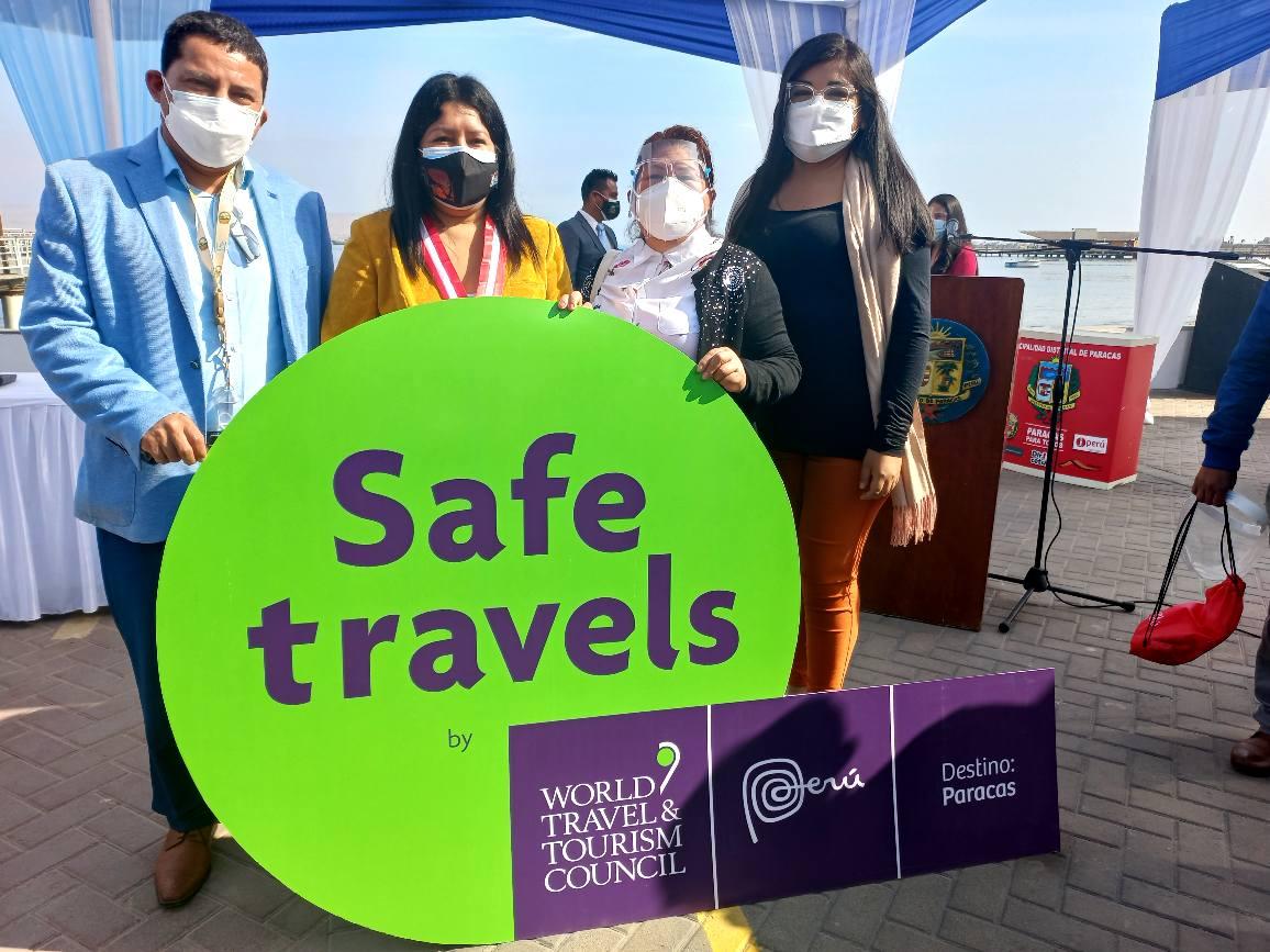 Paracas, Ica y Nasca son declarados destinos turísticos seguros