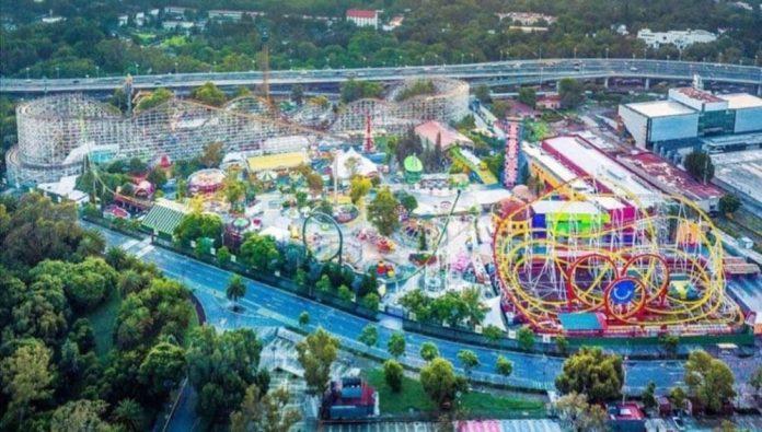 México: Aztlán, el nuevo parque de atracciones que sustituirá a La Feria, abrirá paulatinamente este año.