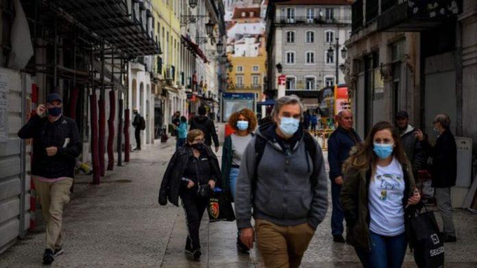Portugal establece un nuevo plan para salir de sus restricciones de coronavirus.