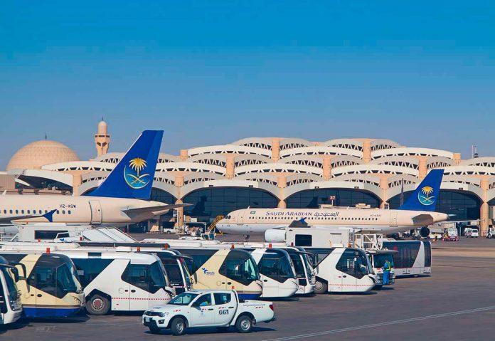 Arabia Saudita invertirá millones para convertirse en los principales aeropuertos y centros de transporte.