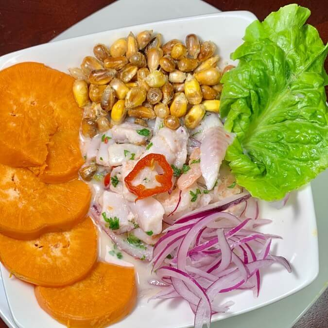 platos tipicos de la costa peruana